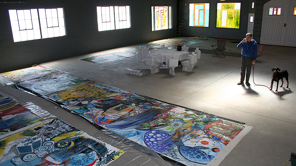 El Gran Garage - Winslow Arts Trust