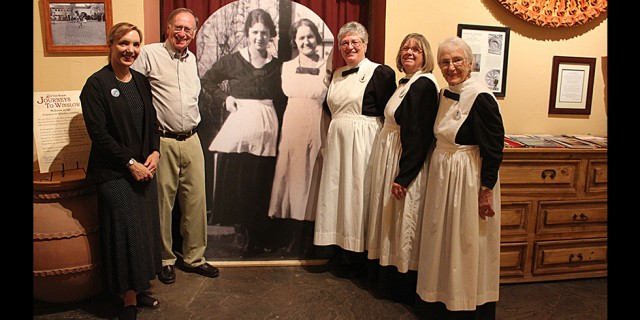 Winslow Arts Trust - History